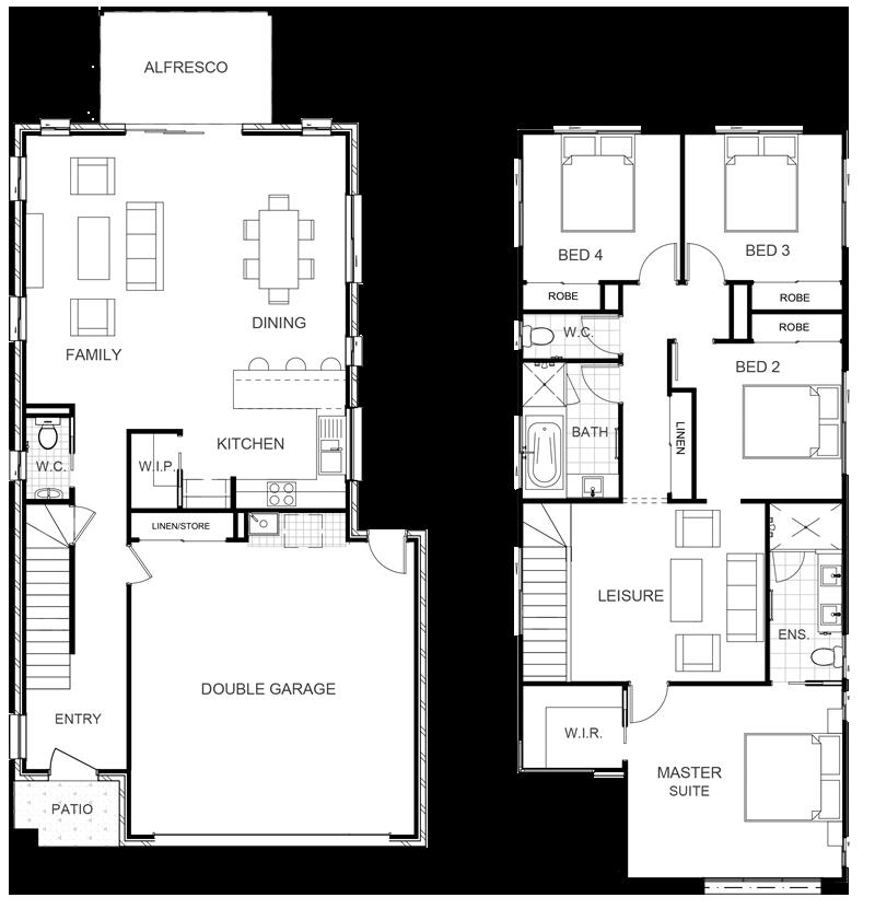 ASPEN 219 Floor Plan