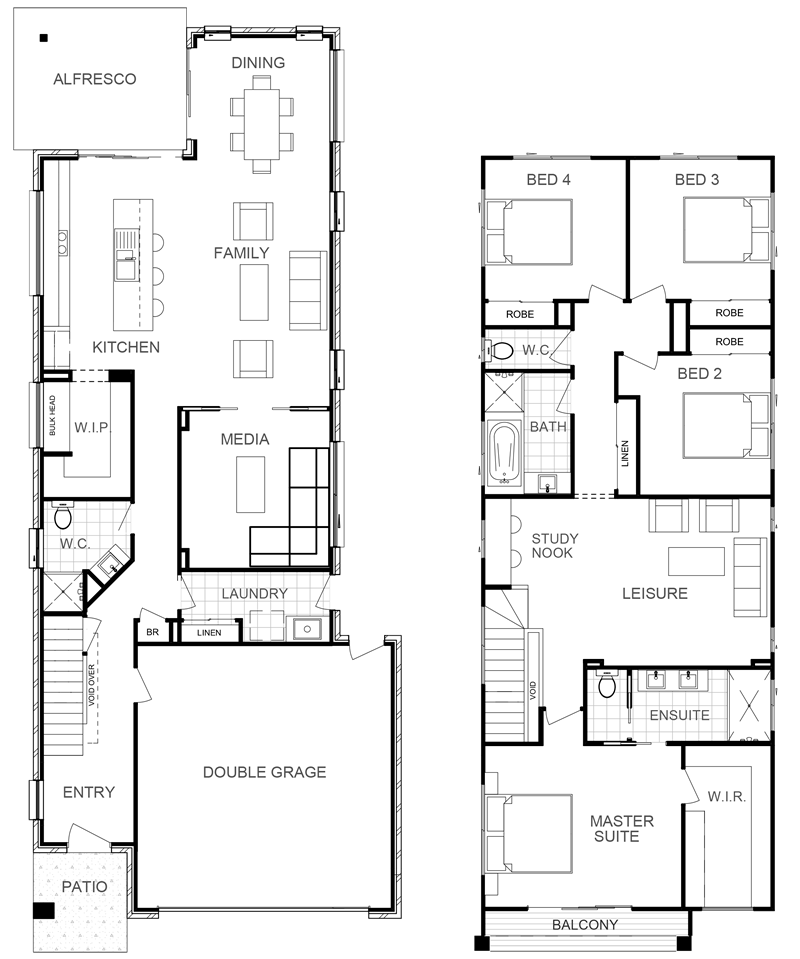 ASPEN 274 Floor Plan