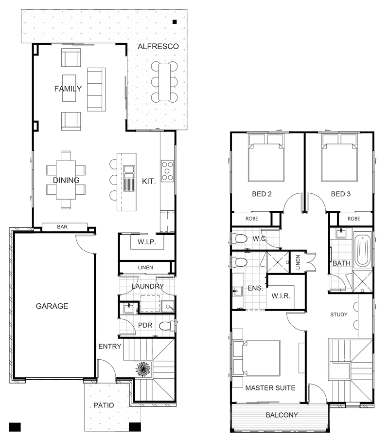 ELLA 182 Floor Plan