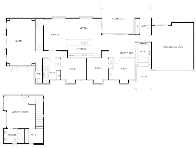 FLORENCE 274 Floor Plan