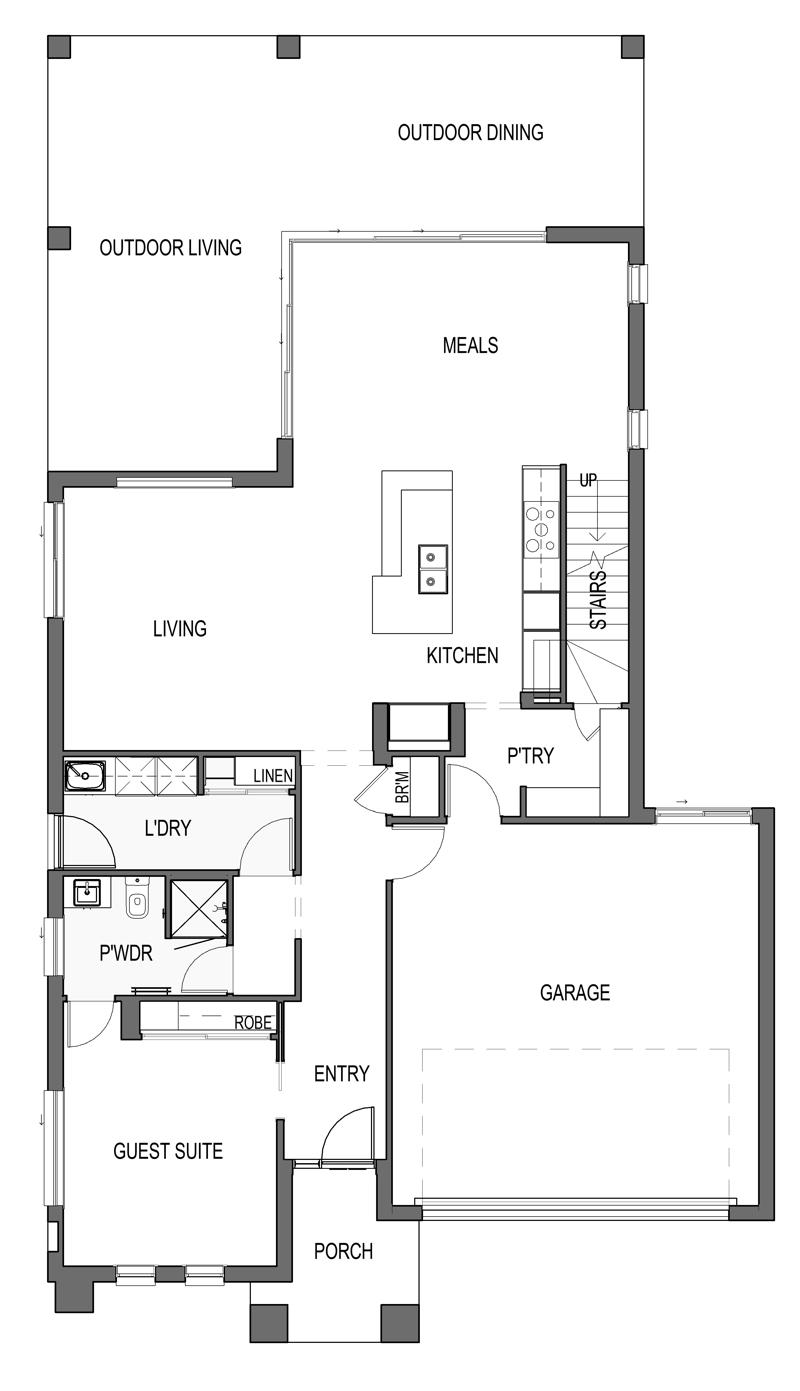 Maddison 337 Floor Plan